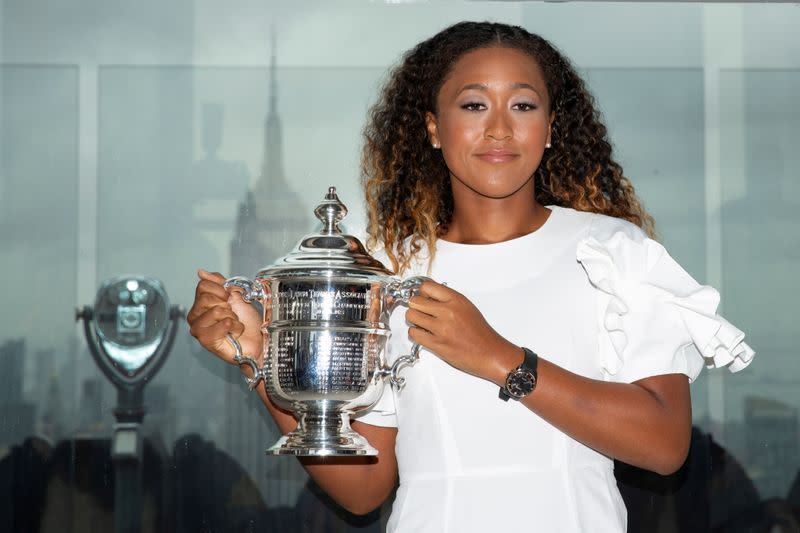 'We'll be stronger than ever in 2021' – Naomi Osaka
