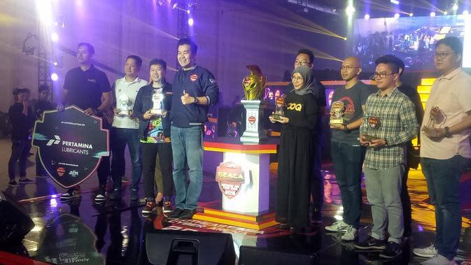 Ini Dia Para Juara Turnamen Esports UniPin SEACA 2019