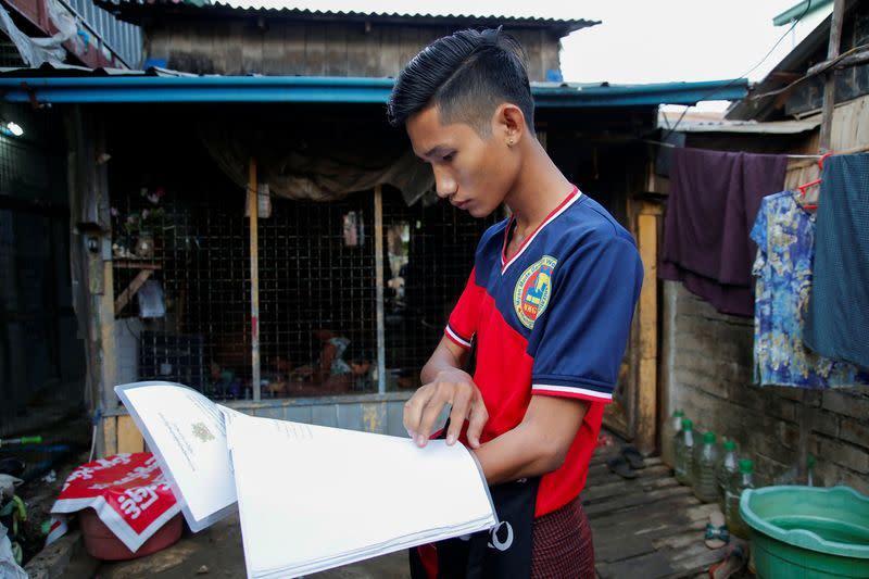 'Semua mimpiku hancur' - virus corona hancurkan industri garmen Asia