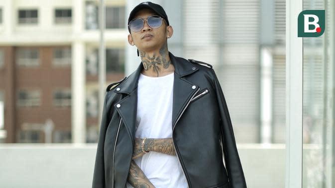 Young Lex (Foto: Adrian Putra/Bintang.com)