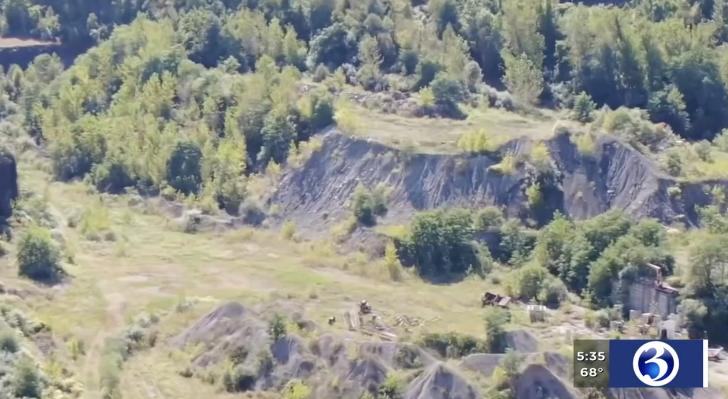 Farmington's quarry