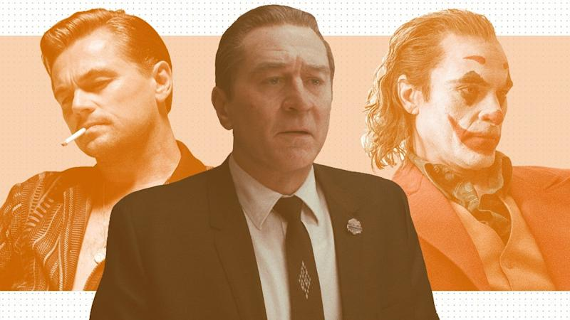 Has there ever been a Best Actor race as competitive as this year's?