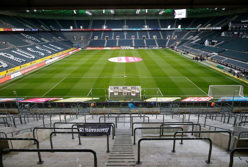 FILE PHOTO: Bundesliga - Borussia Moenchengladbach v FC Cologne