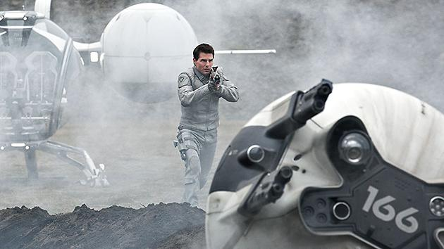 'Oblivion' and Other Visions of a Miserable Future