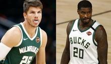 NBA/熱火這一仗 打退公鹿兩老將