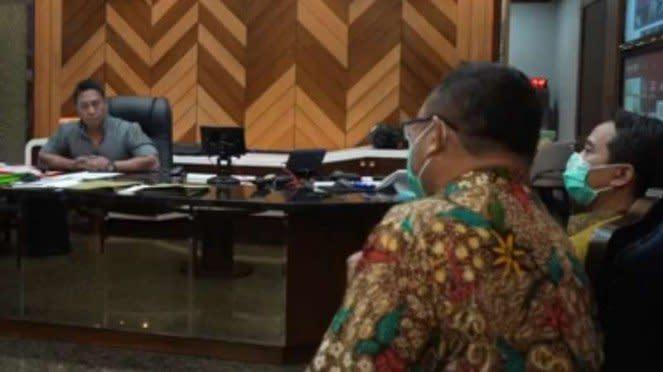 VIVA Militer: Pertamuan IDI dengan TNI dan BIN di Mabes AD Jakarta.