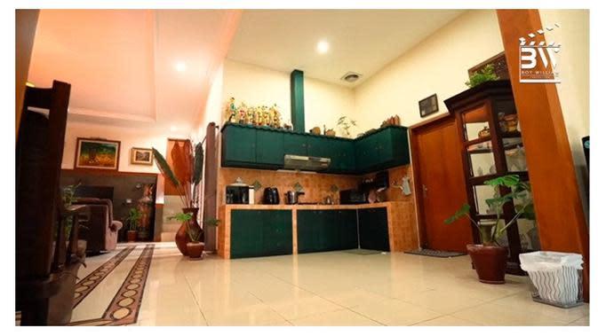Rumah Ovi Dian (Sumber: YouTube/Boy William)