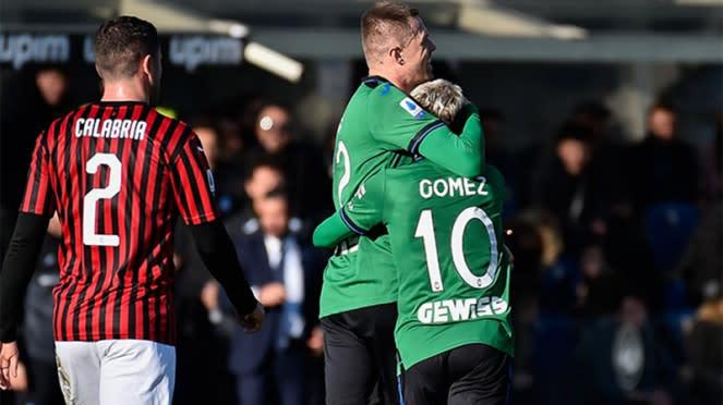 Pertandingan Atalanta vs AC Milan