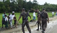 大雨來襲 孟加拉派兵協助洛興雅難民