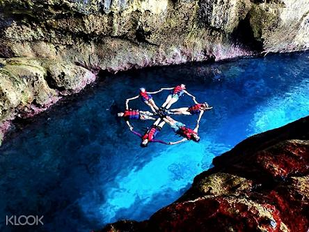 綠島 藍洞