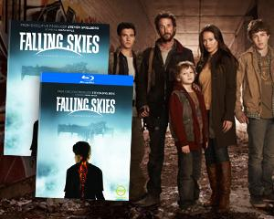 Win 'Falling Skies' Season 1 on Blu-ray and DVD from Yahoo! TV