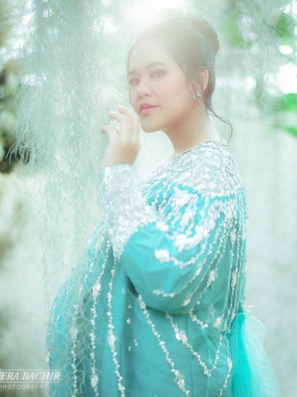 Maternity Shoot Kahiyang Ayu (Sumber: Instagram//dierabachir)