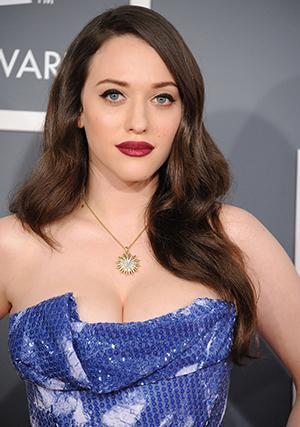 Kat Dennings Talks Klutziness, a Musical Episode of '2 Broke Girls,' and the Secret to the Pep in Her Step