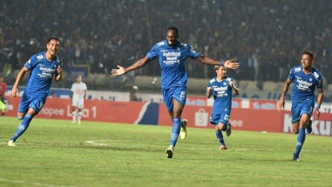 Persib Bandung Paling Getol Lanjutkan Liga 1 2020