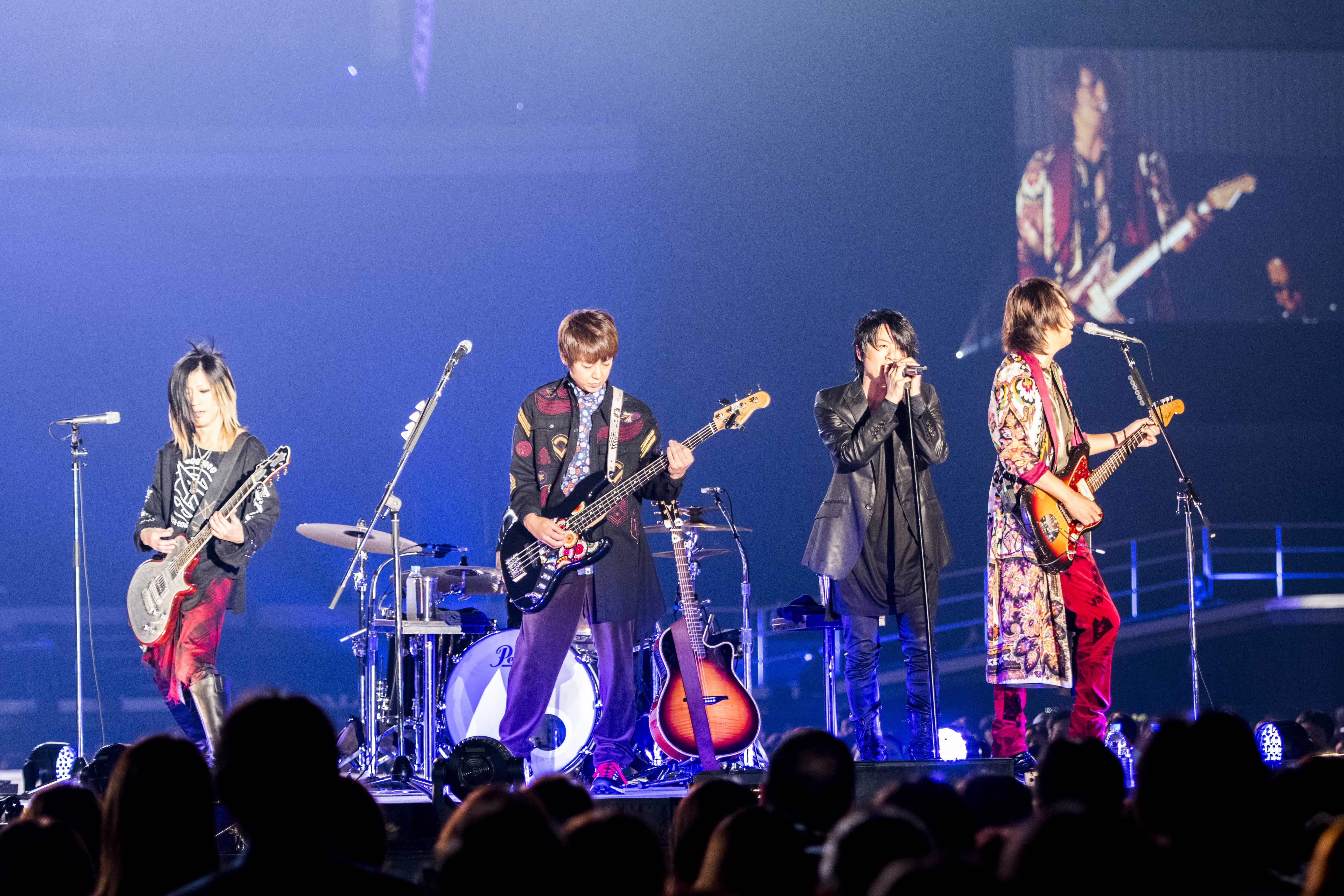 「日本搖滾天團」GLAY開唱情報解禁 SPRINGDELICS明年3月17日攻蛋