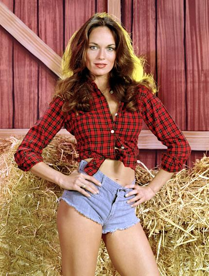 """The Dukes of Hazzard"" Daisy Duke (Catherine Bach)"