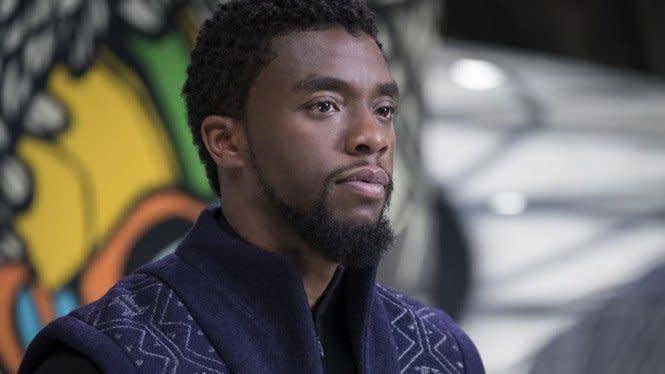 Ucapan Duka Para Bintang Avengers untuk Chadwick Boseman Bikin Haru
