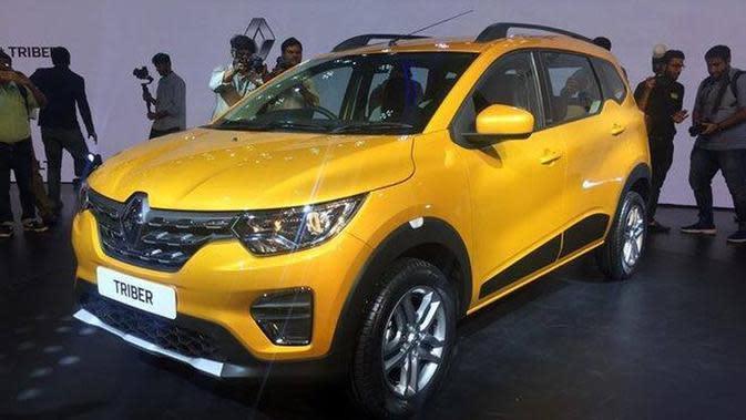 Ini Harga Resmi Renault Triber AMT di Indonesia