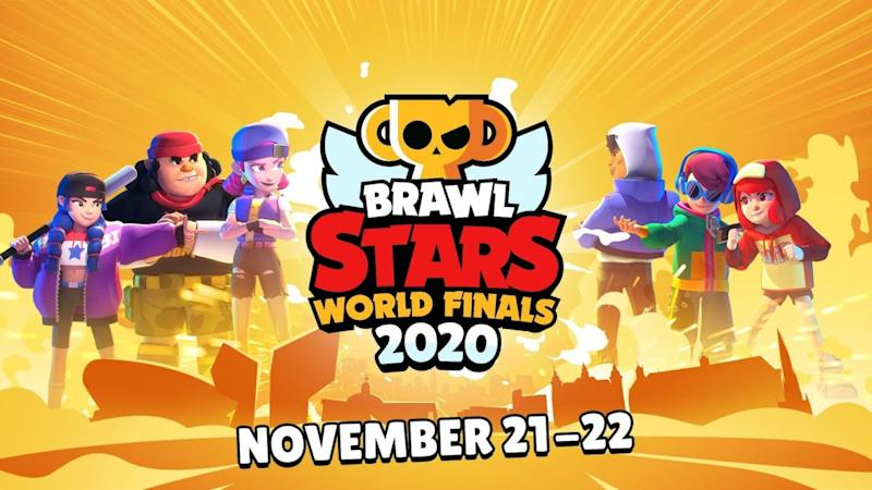 Supercell umumkan tanggal gelaran Brawl Stars World Finals 2020