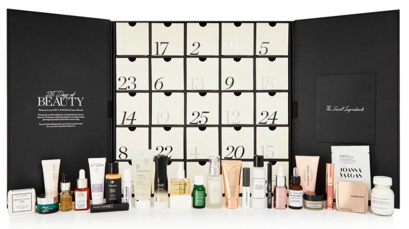 Net-A-Porter 25 Days of Beauty Advent Calendar online