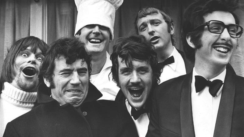 Monty Python's Flying Circus on Netflix