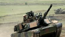 對美採購M1A2T戰車 訓練場落腳新竹縣坑子口