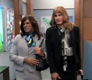 The Promo for ABC's Men-Dressed-as-Women Comedy 'Work It' Has to Be Some Kind of Joke