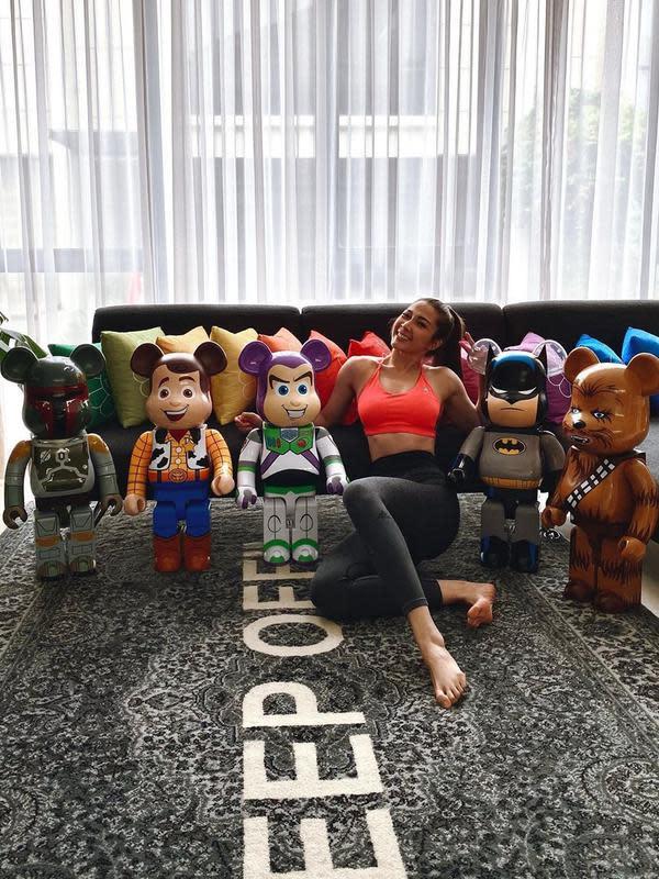 Selama tiga minggu isolasi, Andrea pun dinyatakan sembuh. Hingga sekarang, ia terus membagikan berbagai potret di akun Instagramnya sambil berkampanye pola hidup sehat. (Instagram/andreadianbimo)