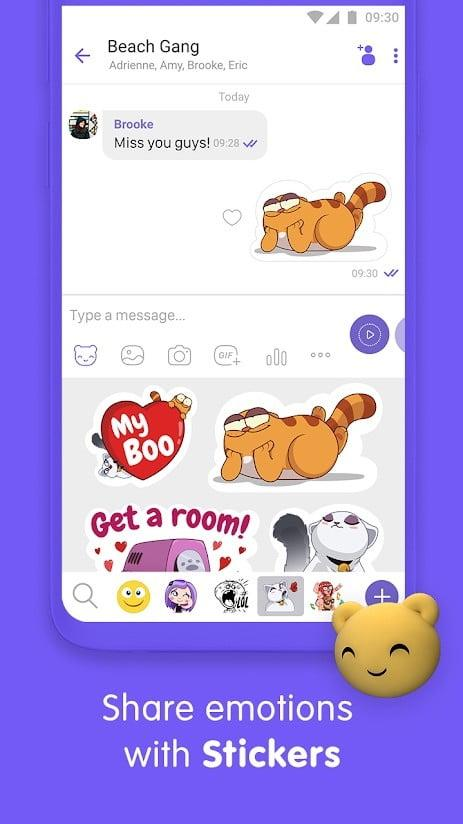 the best encrypted messaging apps for ios and android viber3