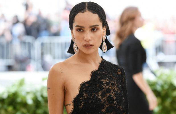Zoe Kravitz Slams Hulu for Lack of Shows Starring Women of Color Following 'High Fidelity' Ax