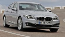 2015 BMW 5-Series Sedan