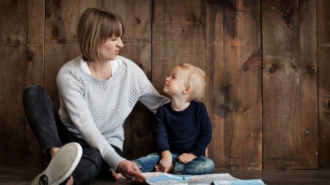 Work From Home, Momen Rekatkan Diri Orangtua dan Anak