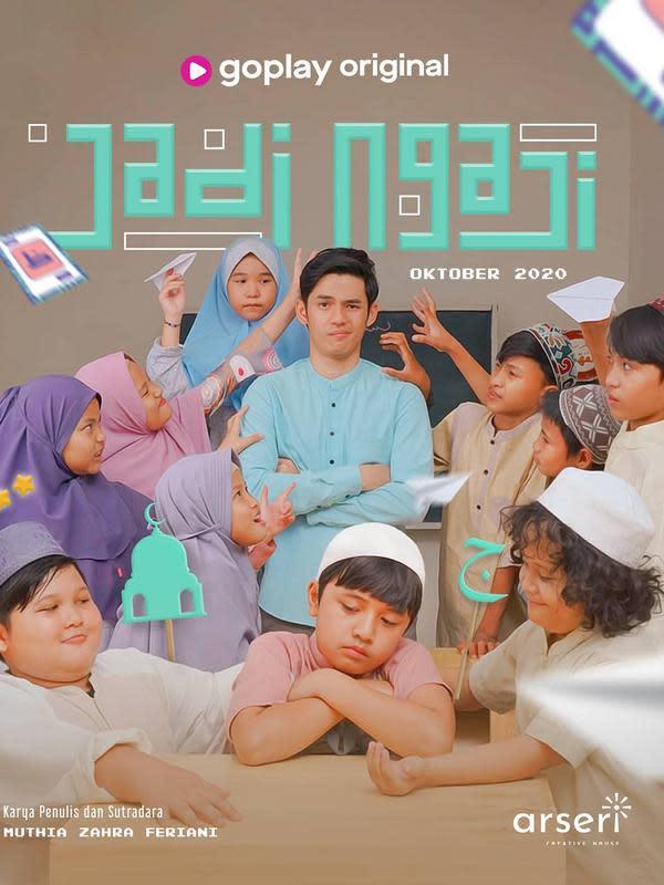 Serial Jadi Ngaji sudah mulai tayang 2 Oktober 2020 di GoPlay (FOTO: GoPlay)