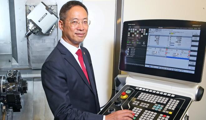 Professor Alexander Wai Ping-kong, Polytechnic University's deputy president and provost. Photo: Handout