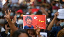 【全球24小時】緬甸10萬人上街反獨裁 臉書推特全被禁