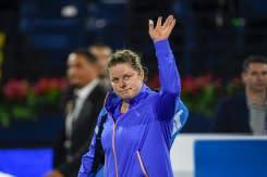 Clijsters kalah pada pertandingan pertama setelah terjun kembali bertenis