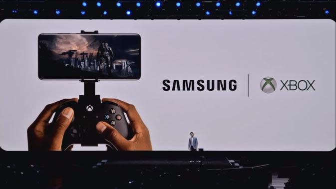 Samsung Bermitra dengan Microsoft, Garap Streaming Gim Berbasis Cloud?