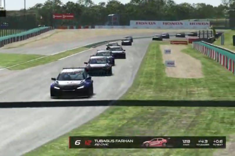 Honda fokus kembangkan ajang balap virtual di tengah pandemi