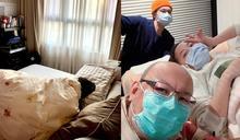 趙小僑懷孕15週 劉亮佐罕動怒「我真的不舒服」