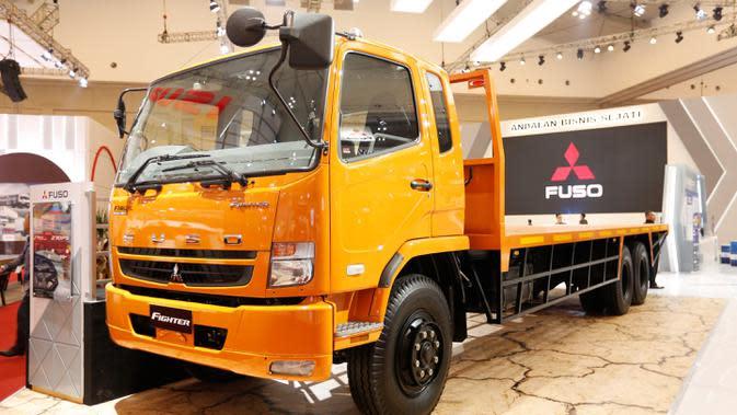 Mitsubishi Fuso Kini Tersedia di Lapak Online