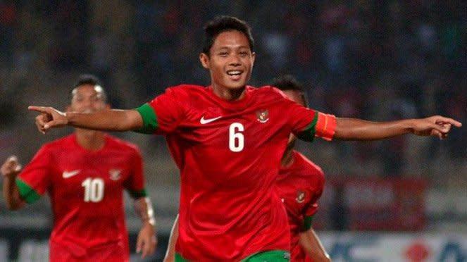 Pemain Timnas Indonesia U-19, Evan Dimas