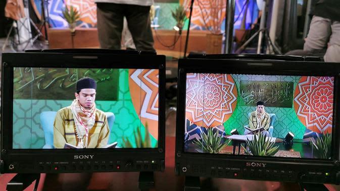 Live Streaming SCTV 30 Hari 30 Juz Episode Rabu, 20 Mei 2020