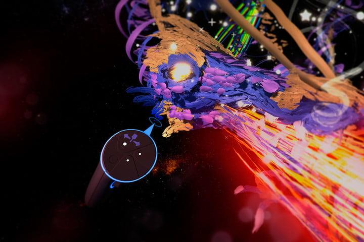 Tilt Brush on Oculus Rift