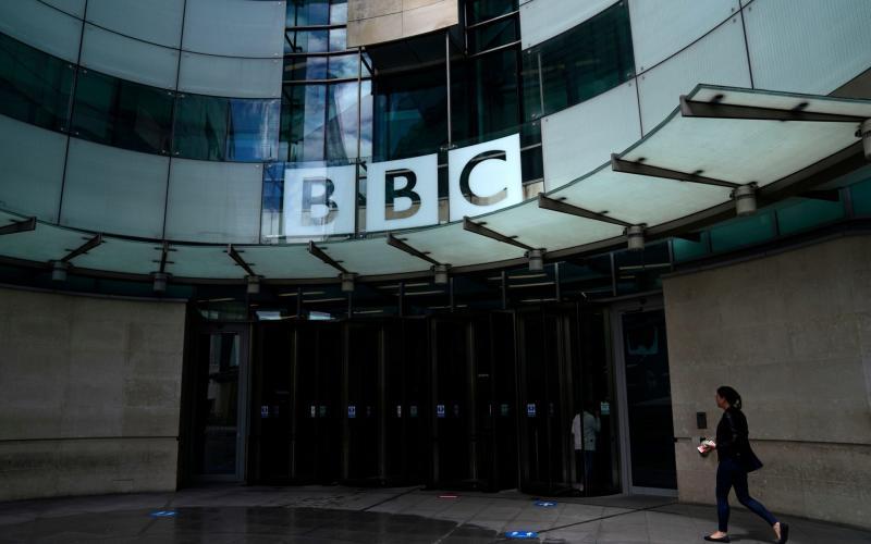 The BBC's London headquarters - Will Oliver/EPA-EFE/Shutterstock