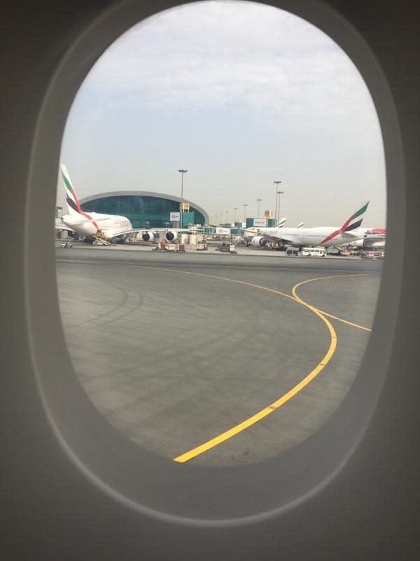 Bandara Internasional Dubai, Dubai, Uni Emirat Arab. (dok. unsplash @computingfreak)
