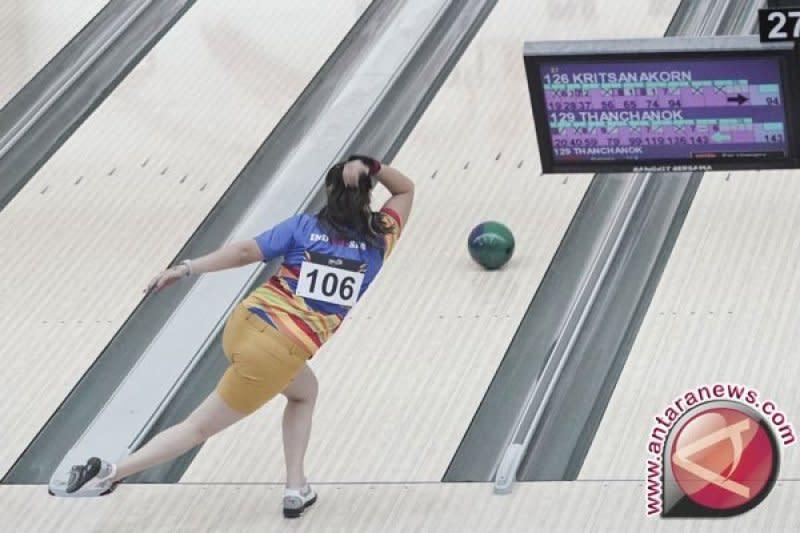 Indonesia kawinkan medali emas boling nomor ganda