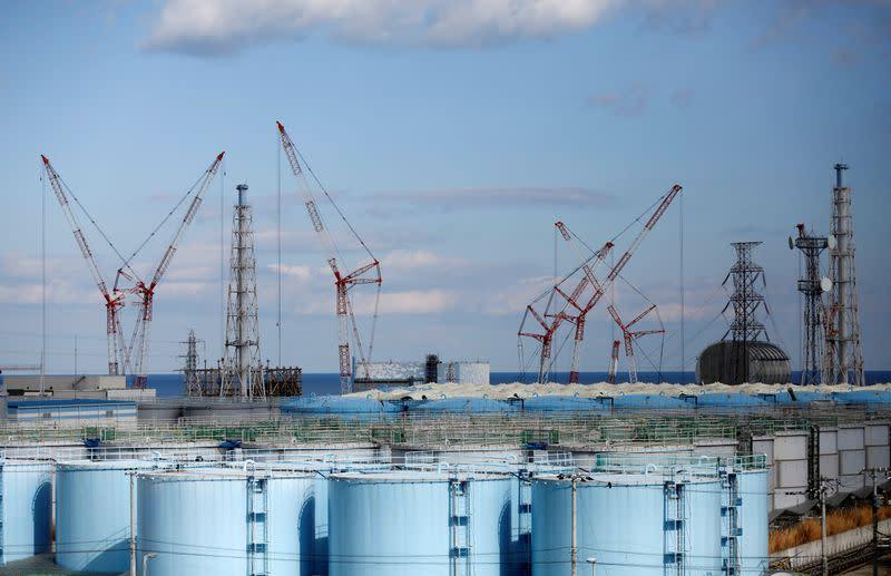 Japan to release Fukushima's contaminated water into sea - reports