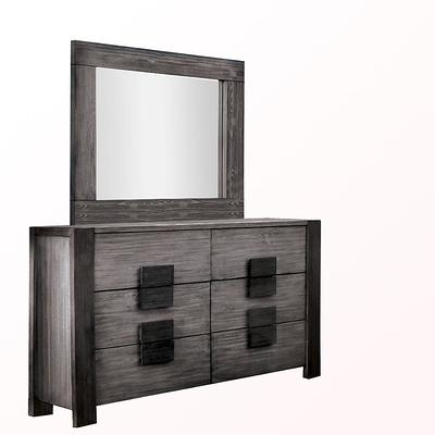 William S Home Furnishing Covilha Antique Brown Night Stand Yahoo Shopping