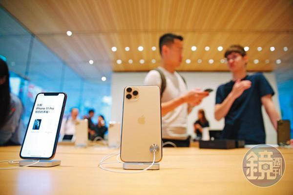 隨5G開台,蘋果也會推出5G手機,預期相關產業會帶來新一波熱潮。