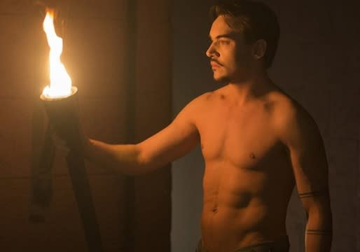 NBC's Dracula Exclusive Preview Video: 'As American as God, Guns and Bourbon'